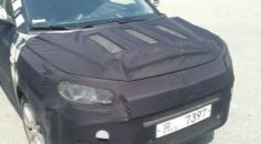 SsangYong X100 mini SUV spy shots surface | RushLane Indian Cars Bikes News Reviews & Photos