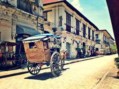 Vigan City Philippines - UNESCO World Heritage Site