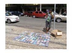 Street vendors cause misery