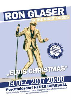 Ron Glaser sehen - Elvis hören