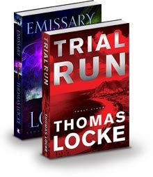 Thomas Locke   Author of Epic Fantasy and Technological Thrillers #trialrun