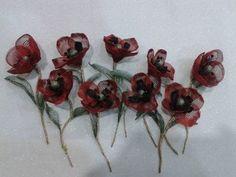 Ortanca Çiçeği İle Çerçeve Süsleme - YouTube