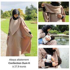 Abaya allaitement
