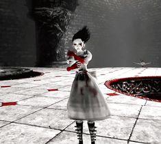 Alice in Hysteria Mode