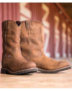 """Justin Original Workboots 