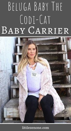 Beluga Baby The Codi-Cat. Want to be a little more rock n' roll? Babes, this is the comfortable and stylish bamboo baby wrap you've been looking for. Baby Due, Mom And Baby, Little People, Little Ones, Breastfeeding Art, Birth Art, Baby Carrying, Best Baby Carrier, Woven Wrap