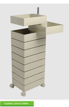 Casseti container 10 to 360 degrees Magis