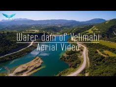 Water dam of Velomahi. Φραγμα Βελομαχίου YouTube