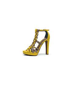 MACRAMÉ PLATFORM HIGH HEEL SANDAL www.navyboot.com Summer 2014, Spring Summer, Platform High Heels, Sandals, Shoes, Women, Fashion, Moda, Shoes Sandals