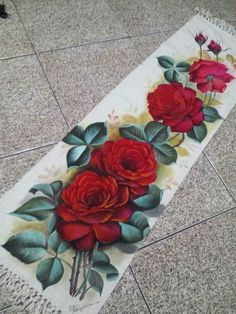 Oil Painting Flowers, Fabric Painting, Acrylic Painting Techniques, Tumblr Wallpaper, Embroidery Patterns, Clip Art, Rugs, Canvas, Painted Rug