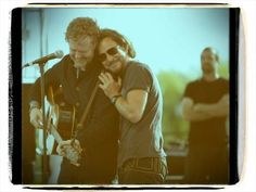 Glen & Eddie