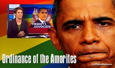 Homosexuality vs. God's Holiness - The Ordinance of the Amorites