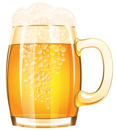Beer Mug PNG Vector Clipart Imag | SUMMER VACATION PNG | Pinterest ...