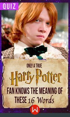 You'll need some Felix Felicis for this one. Harry Potter Quiz, Harry Potter Trivia. Do You know all these Harry Potter Words? Harry Potter Vocabulary Test. Ron Weasley, Hagrid, Malfoy, Snape, Hermione Granger, Hogwarts, JK Rowling.