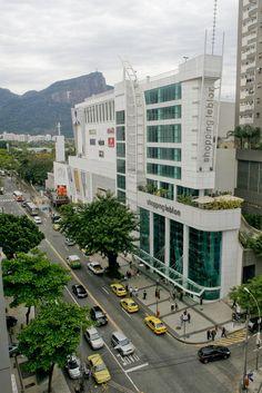Shopping Leblon - Foto: Pedro Kirilos | Riotur | Flickr - Photo Sharing! - Rio de Janeiro