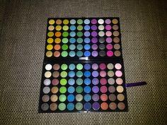 BH Cosmetics 120 Colors Palette Eyeshadow - 2. Ausgabe