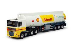 shell | Tekno schaalmodellen vrachtwagens