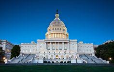 US Capitol, Washington DC | by Bryan Brazil, via 500px