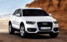 Q-3 model produced by Audi launched in India.........http://goo.gl/9JfPnv