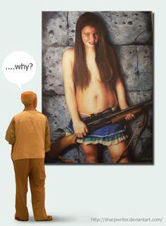 Girls with Guns by SharpWriter.deviantart.com on @deviantART