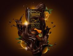 Looking for Top Quality Chocolate Package Design Services India? Contact DesignerPeople - One of the best Candy Packaging Design Company in Delhi NCR. Nestle Chocolate, Chocolate Spread, Chocolate Brands, Chocolate Sweets, Chocolate Lovers, Candy Packaging, Chocolate Packaging, Coffee Packaging, Bottle Packaging