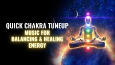 Amplify Your Chakras | Quick Chakra Tuneup | Chakra Meditation Balancing... Chakra Healing Music, Chakra Meditation, Chakras, Energy Use, Youtube, Buddha, Chakra, Youtubers, Youtube Movies