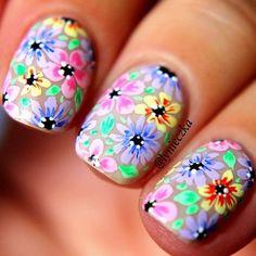 Instagram media by lynieczka #nail #nails #nailart