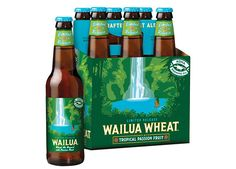 Wailua Wheat - continuing the evening and the sanity.