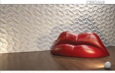Panele ścienne 3D - Dunes - Model 05 - Origami