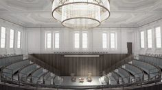 Chipperfield Unveils Plans To Reimagine London's Royal Academy of Arts | ArchDaily