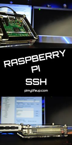 Remotely control your Raspberry Pi using SSH on either a Mac or Windows   http://pimylifeup.com/raspberry-pi-ssh/