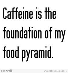 Caffeine Is The Foundation