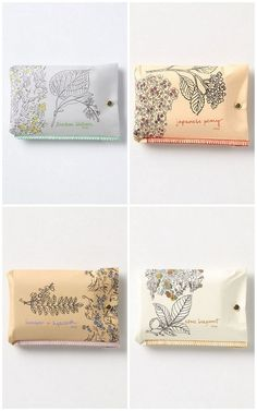 lovely scented soap packaging | Craft | Pinterest