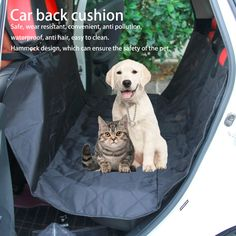 2017 Durable Pet Dog Car Rear Bench Back Seat Cover Mat waterproof and Back Cover Car Mat For Pet Dog For Car Vehicle #Affiliate