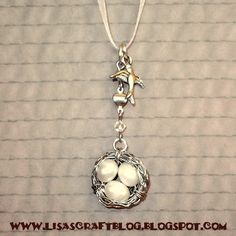 This tutorial will not only show you how to make the ever-popular Wire-Wrapped Bird's Nest Necklace, but will also show how to add other co...