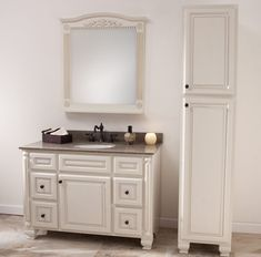 white bathroom vanity | Athenian White Rta Bathroom Inspiration Cabinets Vanities listed in: