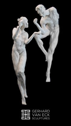 """a Display of a selection Sculptures hand-made by Gerhardvanecksculptures a fine art artist. His focus is mainly on the human body putting the essence on the """"feel & movement"""" of the sculpture characters. Human Body, South Africa, Sculptures, Van, Statue, Fine Art, Artist, Artists, Vans"""