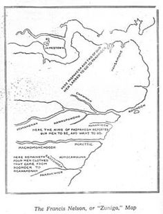 Roanoke Colony - The Francis Nelson (or Zuniga) map, c. 1607 As per Smith's and Strachey's reports, Dr. David Beers Quinn theorized that the colonists moved north to integrate with the Chesepians that Chief Powhatan claimed to have killed. To make the journey northward, Quinn believed that they used the pinnace and other small boats to transport themselves and their belongings. Naturally, if that were the mode of transportation, the colonists could have gone to live in other locations as…