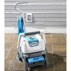 Aquabot ABTTJET Turbo T Jet Robotic In-Ground Pool Cleaner ...