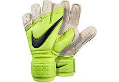 Nike Premier SGT Goalkeeper Gloves - Volt and White