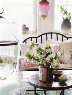 Blommor inne och ute - Inredningsvis