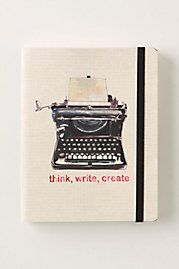 think, write, create