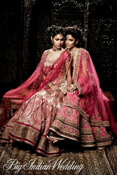 gorgeous #lehengas by #taruntahiliani