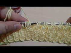 Knitting Stitches, Knitting Patterns, Projects To Try, Youtube, Baby, Knit Stitches, Iron, Crochet Stitches, Needlepoint