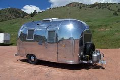 1964 Bambi II, restored by Timeless Travel Trailers