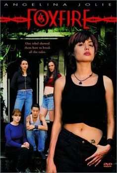 One of my all time favorite movies Foxifire 1996 Featuring Angelina Jolie and Jenny Shimizu 90s Movies, Movies 2019, Latest Movies, Good Movies, Movie Tv, Awesome Movies, Jenny Shimizu, Jenny Lewis, Animes Online