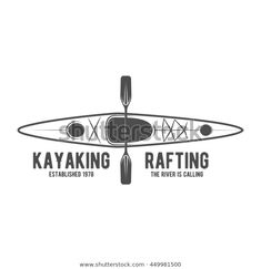 Find Vintage Rafting Kayaking Paddling Canoeing Camp stock images in HD and millions of other royalty-free stock photos, illustrations and vectors in the Shutterstock collection. Canoeing, Kayaking, Camp Logo, Canoe Club, Canoe Camping, Rafting, Royalty Free Stock Photos, Illustration, Pictures