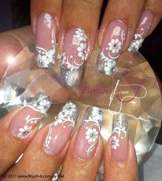 #nail #art #wedding #nails