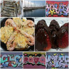 """Cocineros y grafiteros """" Castellón"""""""