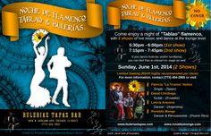 Flamenco Show @ Bulerias Tapas